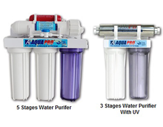 Aqua Pro Water Purifier Water Filter System In Uae Aquapro
